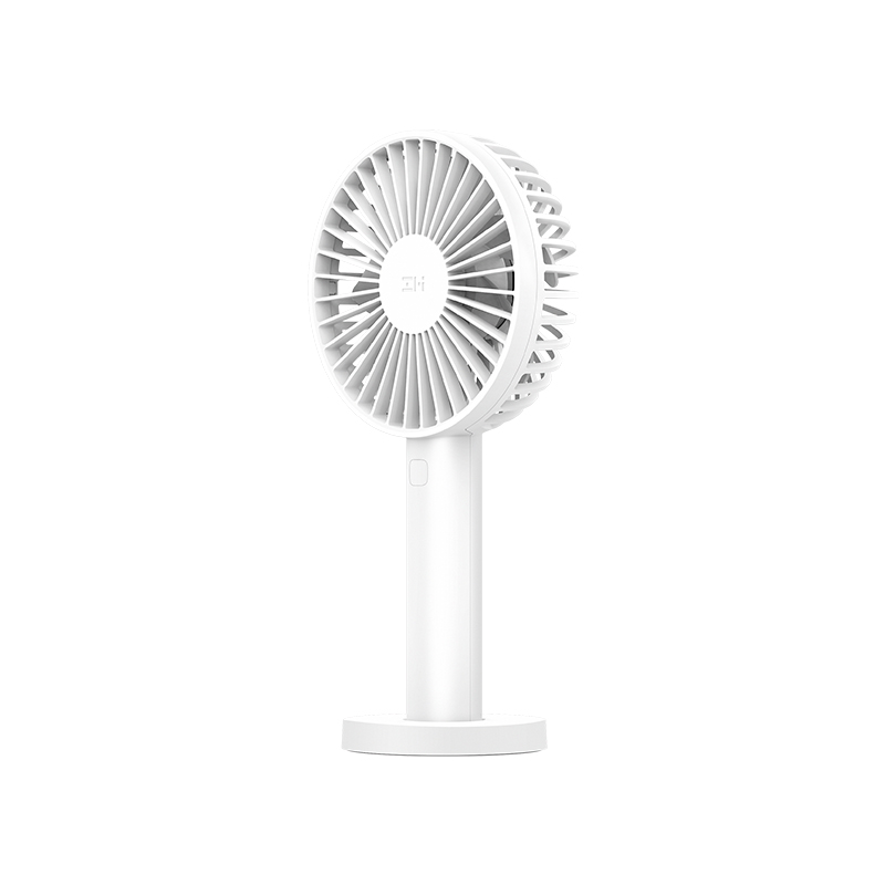 ZMI Portable Fan (Upgraded Version) MicroUSB Rechargable + Detachable Base