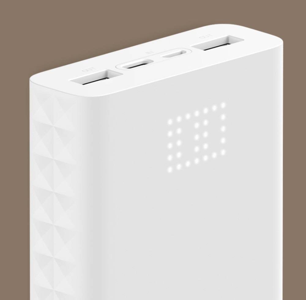ZMI Aura 20000mAh Two-way Fast-Charging 2xUSB Type-A/18W PD Power Bank