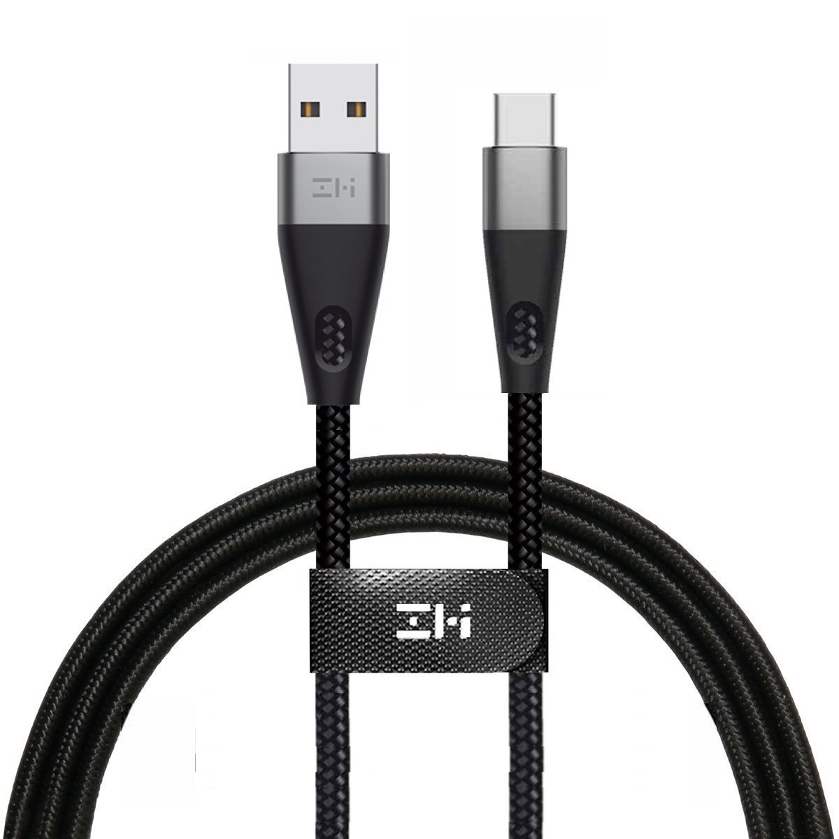 ZMI 3A Hi-Tension USB Type-A to USB Type-C Cable - Black
